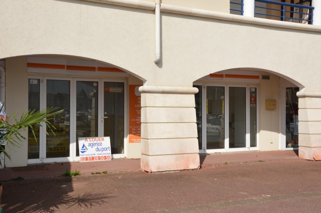 Location Immobilier Professionnel Local commercial Dives-sur-Mer 14160