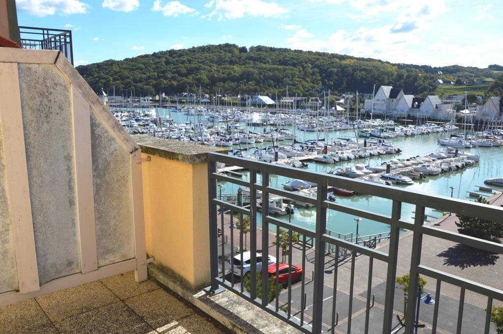 Vente port guillaume coquet appartement 3 p plein sud - Agence du port port guillaume dives sur mer ...